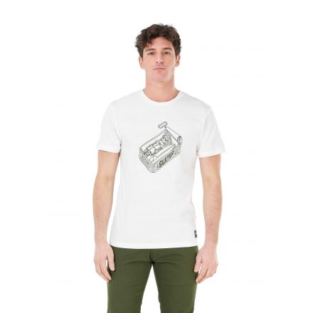 Picture Organic T-Shirt Tricana White