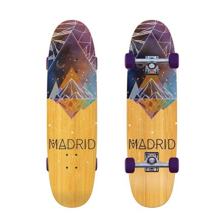 Madrid Space Mountain Cruiser Bamboo 32.5'
