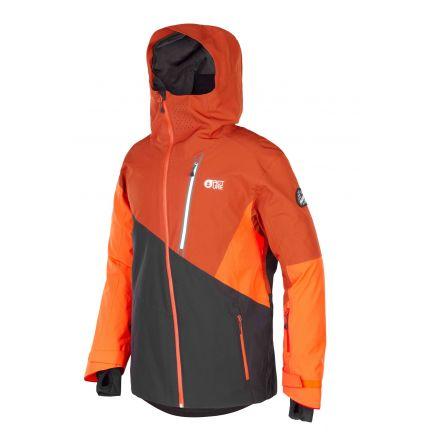 Picture Alpin Jacket Black Brick