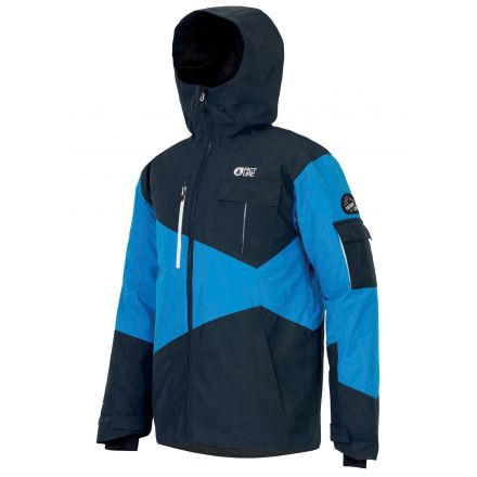 Picture Styler Jacket Blue