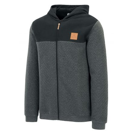 Picture Come Zip Hoody Anthracite
