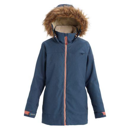Burton Lelah Jacket Strech Denim