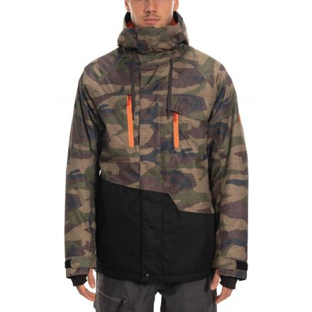 686 Smarty Geo Insulated Jacket Camo