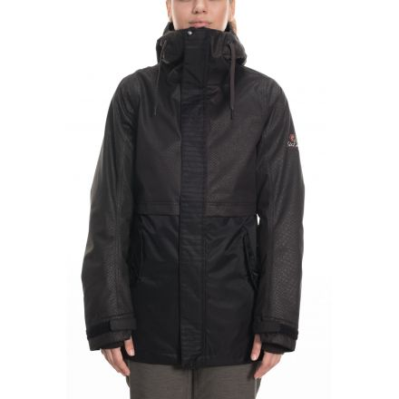 686 Jett Insulated Jacket Black