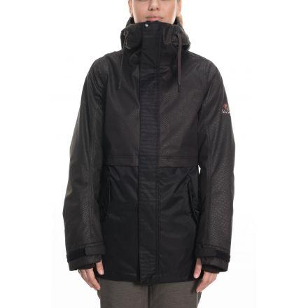 686 Jett Insulated Jacket Black