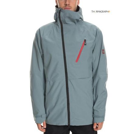 686 GLCR Hydra Thermagraph Jacket Goldin Blue