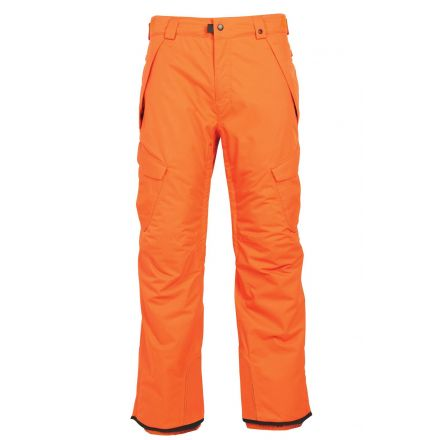 686 Infinity Insulated Cargo Pant Solar Orange