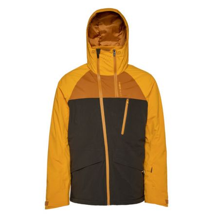 Protest Kikham Jacket Dark Yellow