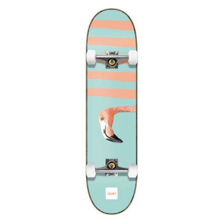 Skateboard Aloiki Complete Tropical 7.75'