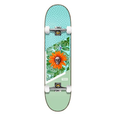 Skateboard Tricks Complete Garden 8.0'