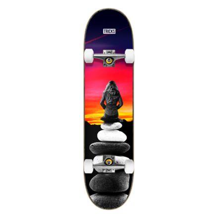 Skateboard Tricks Complete Landscape 8.0'