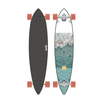 Longboard Aloiki Complete Aerial Pintail 40'