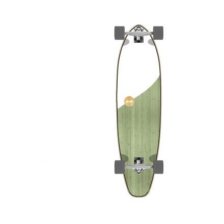 Longboard Aloiki Complete Choap Kicktail 36'