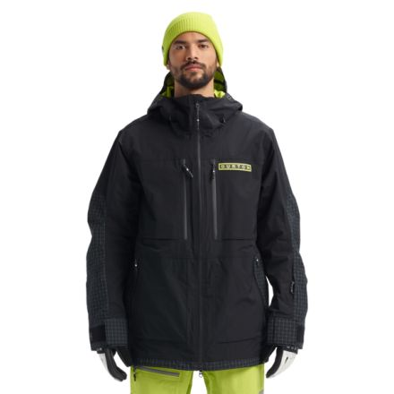 Burton Fostner Jacket Black