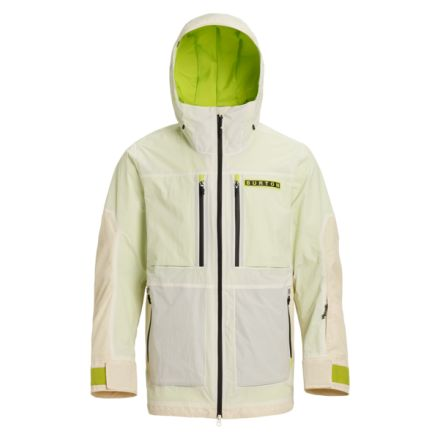Burton Fostner Jacket Stout White