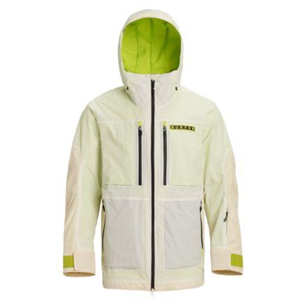 Burton Fostner Jacket Stout White