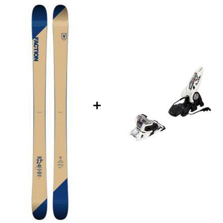 Faction Ski Candide 2.0 + Marker Griffon