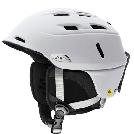 Casque Smith Camber Blanc