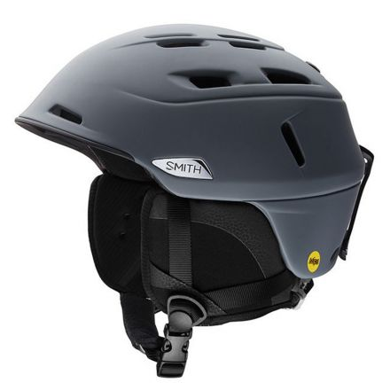 Casque Smith Camber Gris