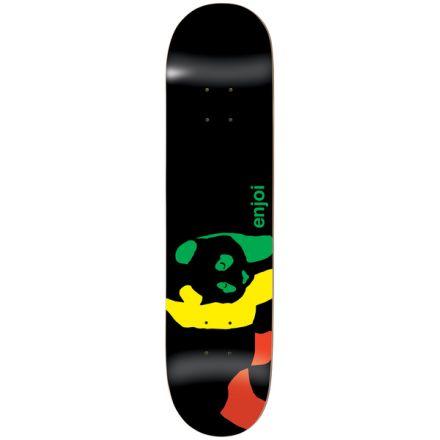 Skateboard Enjoi Rasta Panda 8.0'