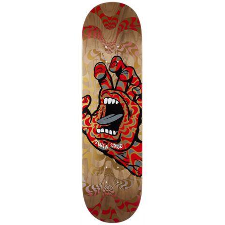 Skateboard Deck Santa Cruz Kaleidohand 8.6'