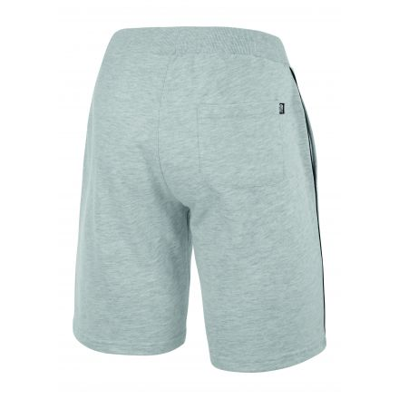 Picture Tony Short Light Grey Melange