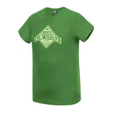 Picture T-Shirt Winnipeg Pine Green