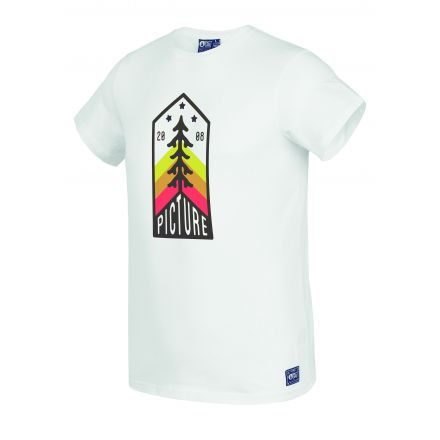 Picture T-Shirt Oregon White