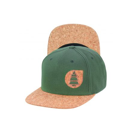 Casquette Picture Narrow Army Green