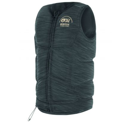 Picture Dony Impact Vest Zip Black