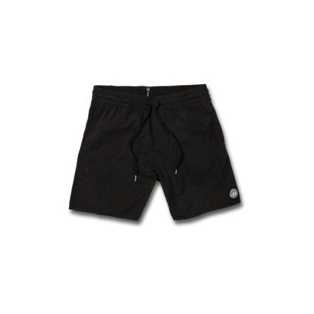 Volcom Boardshort Lido Solid Trunk 16' Black