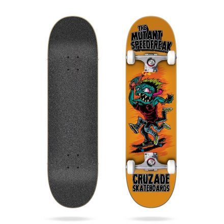 Skateboard Jart Complete The Mutant Speedfreak 8.0' x 31.85'