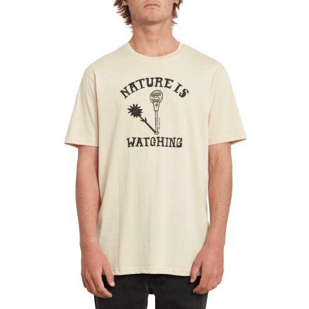 Volcom T-shirt Meter WHF