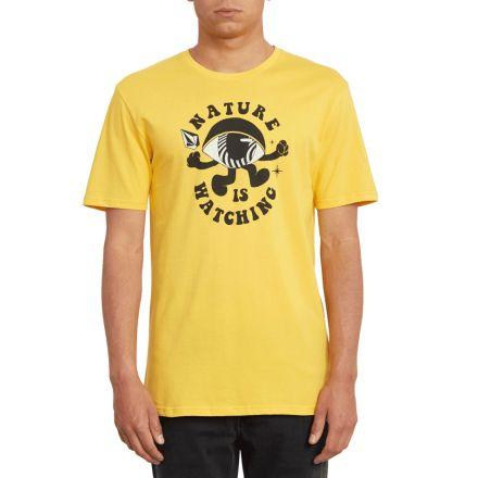 Volcom T-shirt Watcher BSC Citron