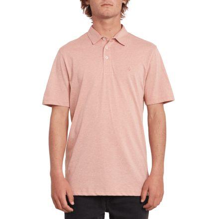 Volcom Polo Wonzer Pink