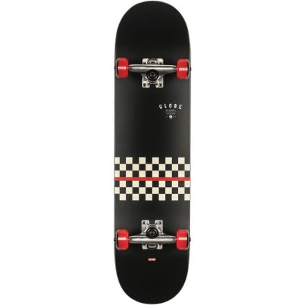 Skateboard Globe Complete G1 Full On 7.75 Redline