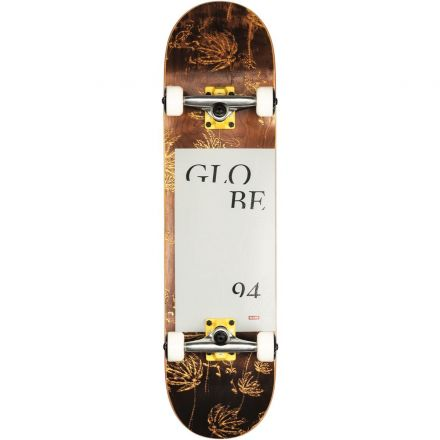 Skateboard Globe Complete G2 Typhoon 8.0 Yellow