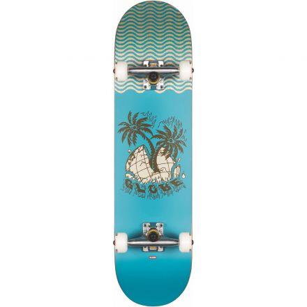 Skateboard Globe Complete G1 Overgrown 8.0 Blue