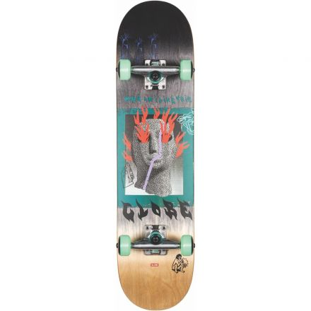 Skateboard Globe G1 Firemaker 7.75 Black Natural