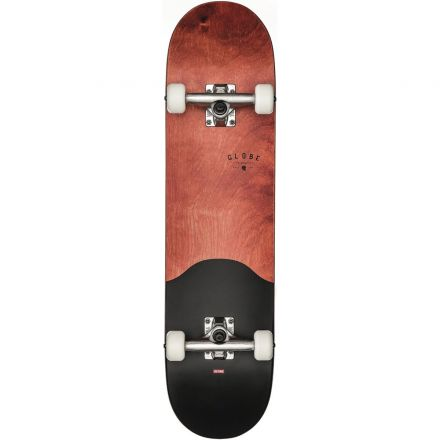 Skateboard Globe Complete G1 Argo 7.75 Red Maple Black