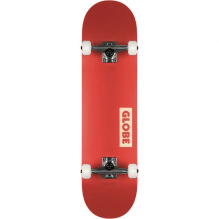 Skateboard Globe Complete Goodstock 7.75 Red