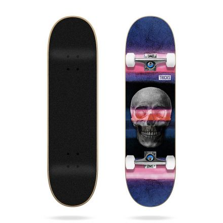 Skateboard Tricks Complete Skeleton 7.87' x 31.60'