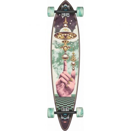 Longboard Globe Pintail 37' The Launcher