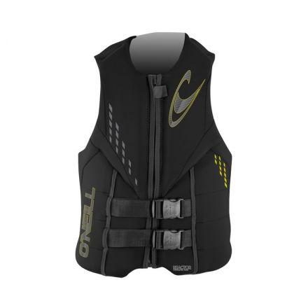 O'neill Reactor ISO Vest Black