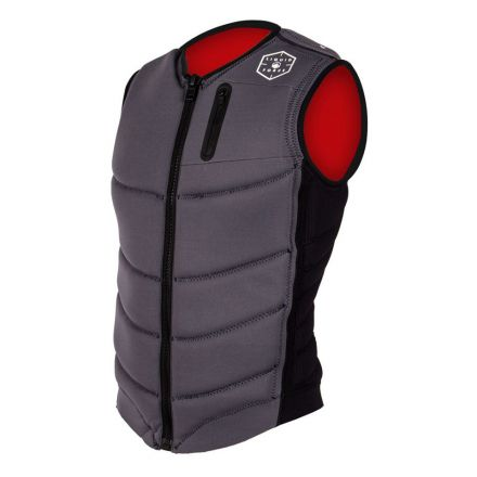 Liquid Force Squad Comp Vest Grey Black