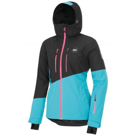 Picture Seen Jacket Light Blue