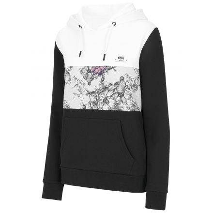 Picture Nell Hoodie Peonies