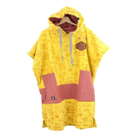 Poncho All In Junior Little Dragon Beach Camp