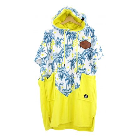Poncho All In Junior Little Dragon Palm Tree
