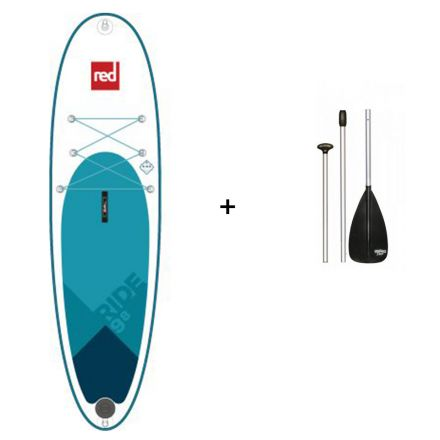 Pack Sup Gonflable Red Paddle 9.8' Ride MSL